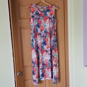 Nally & Millie Dresses - Nally and Millie floral shift